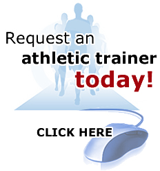 Request an Athletic Trainer